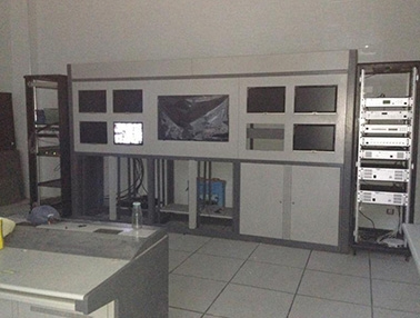 智能监控系统中心(安装中)
